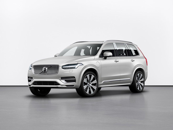 Volvo nuôi tham vọng sản xuất SUV hạng sang cỡ lớn - 1