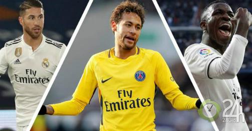 Tin HOT bóng đá sáng 21/7: Neymar lại chọc tức PSG, khen 2 SAO Real