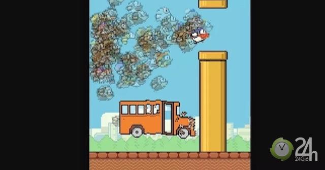 Trò chơi chiến đấu theo kiểu Flappy Bird tái xuất khiến triệu người quên ăn, quên ngủ-Công nghệ thông tin