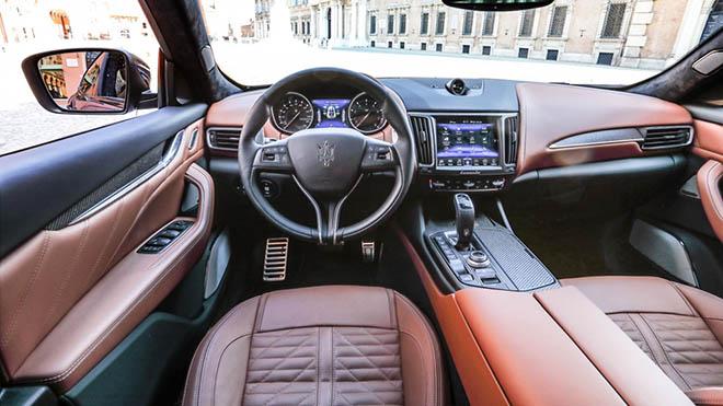 Maserati Levante Trofeo - chiếc xe Ý mang trong mình khối động cơ của Ferrari - 8