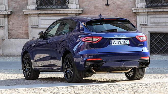 Maserati Levante Trofeo - chiếc xe Ý mang trong mình khối động cơ của Ferrari - 9