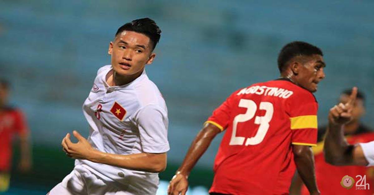 Cầu thủ khỏe nhất U23 Việt Nam: Ngại mặt sân nhưng không ngán Thái Lan