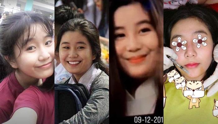 4 nữ sinh chưa tròn 20 hot nhất nhì Sài Gòn, Quảng Bình bị nghi sửa mặt vì quá xinh - 3