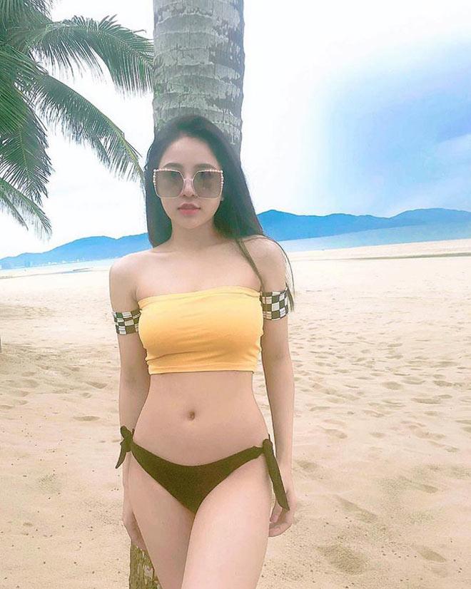 """Hot girl Trâm Anh bất ngờ xuất hiện sau 3 tháng """"im hơi lặng tiếng"""" - 8"""