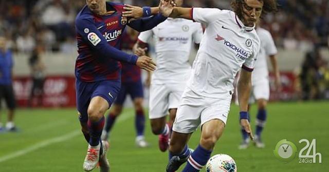 Video, kết quả bóng đá Barcelona - Chelsea: Bom tấn ẩn mình, SAO trẻ lên tiếng (Hiệp 1)