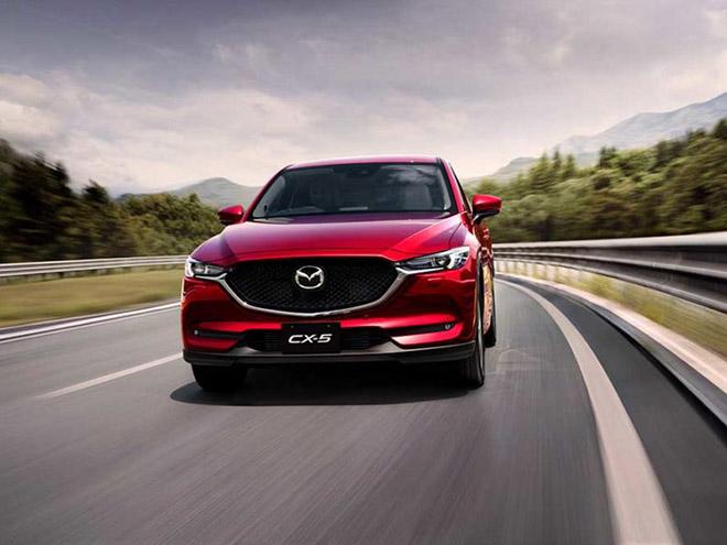 Cập nhật bảng giá xe Mazda CX-5 mới nhất tại đại lý, ưu đãi mua xe lên tới 50 triệu đồng