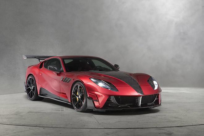 """Hãng độ Mansory """"lột xác"""" siêu xe Ferrari 812 Superfast"""