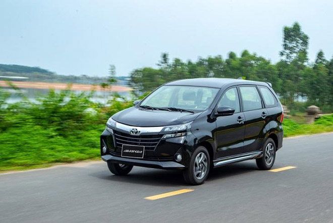 Toyota Avanza 2019 – Lựa chọn hàng đầu của gia đình Việt