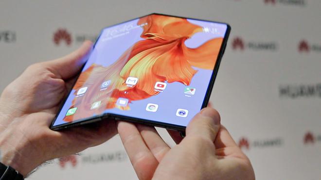 Huawei Mate X sẽ nhẹ hơn, pin bé hơn - 2