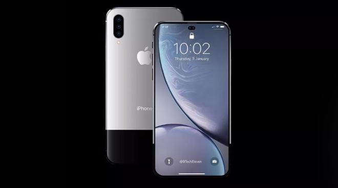 iPhone 11 đã hiện hình toàn diện, đẹp ngoài mong đợi - 1