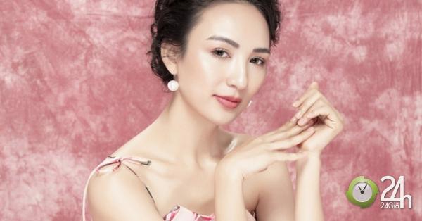 Sau 11 năm đăng quang, nhan sắc Hoa hậu Ngọc Diễm vẫn được trầm trồ khen ngợi - Ngôi sao