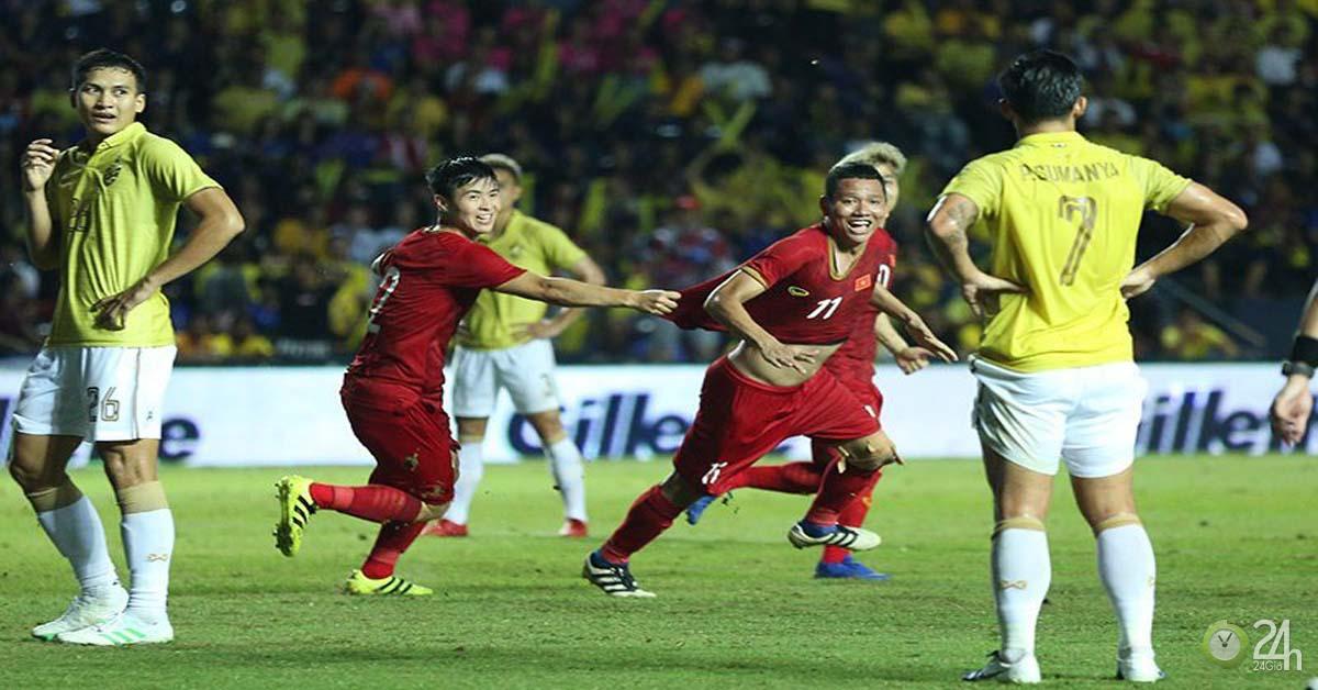 ĐT Việt Nam tranh vé World Cup: Thái Lan gây khó, Indonesia tuyển sao khủng châu Âu-Bóng đá 24h