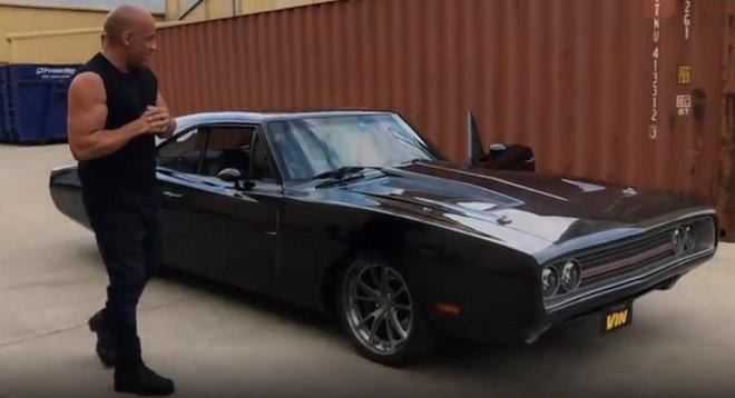 Ngôi sao của Fast and Furious được tặng siêu phẩm cơ bắp mạnh 1.650 mã lực - 1