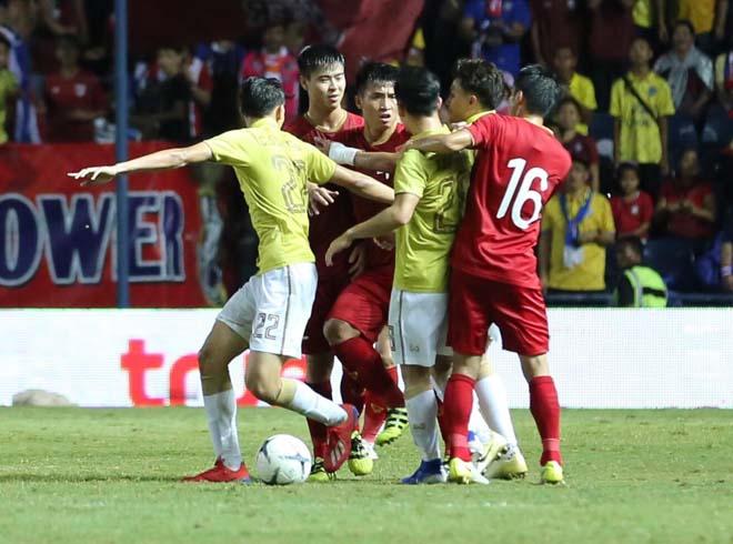 Thứ hạng ĐT Việt Nam bảng xếp hạng FIFA: Hơn Thái Lan mấy bậc, nảy lửa tái đấu