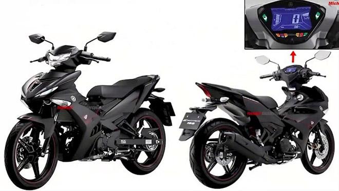 Yamaha Exciter 2020 dần lộ diện, khẳng định đẳng cấp ngôi vương - 2