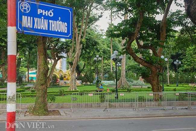 Ảnh: Những con phố siêu ngắn đi bộ chưa hết 1 phút ở Hà Nội - 1