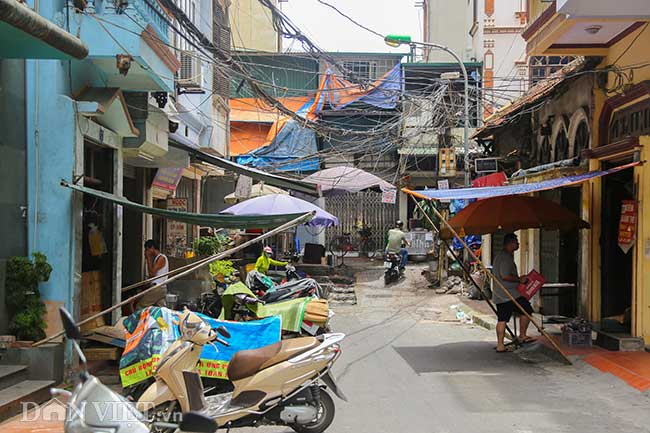 Ảnh: Những con phố siêu ngắn đi bộ chưa hết 1 phút ở Hà Nội - 10