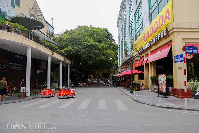 Ảnh: Những con phố siêu ngắn đi bộ chưa hết 1 phút ở Hà Nội - 11