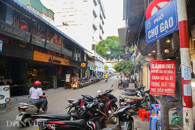 Ảnh: Những con phố siêu ngắn đi bộ chưa hết 1 phút ở Hà Nội - 3