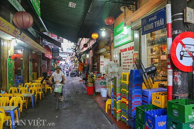 Ảnh: Những con phố siêu ngắn đi bộ chưa hết 1 phút ở Hà Nội - 5