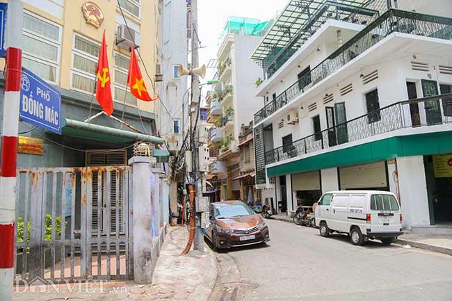 Ảnh: Những con phố siêu ngắn đi bộ chưa hết 1 phút ở Hà Nội - 9