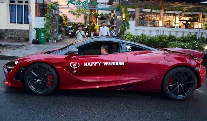 Ngắm nhìn dàn siêu xe bạc tỷ đến dự đám cưới của Cường Đô La - 4