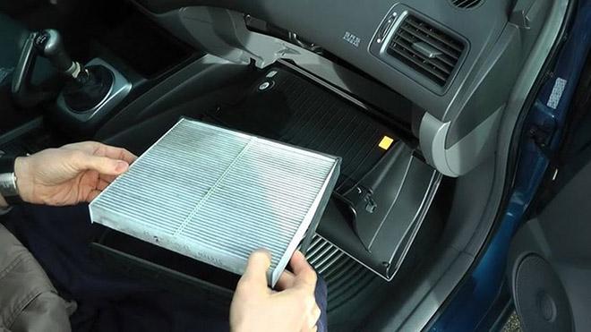 7 bước vệ sinh lọc gió máy lạnh trên xe ô tô đơn giản và nhanh chóng - 1