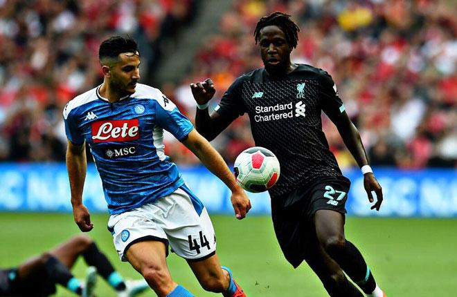 Liverpool - Napoli: Diễn biến bất ngờ, ba bàn thua đau - 1