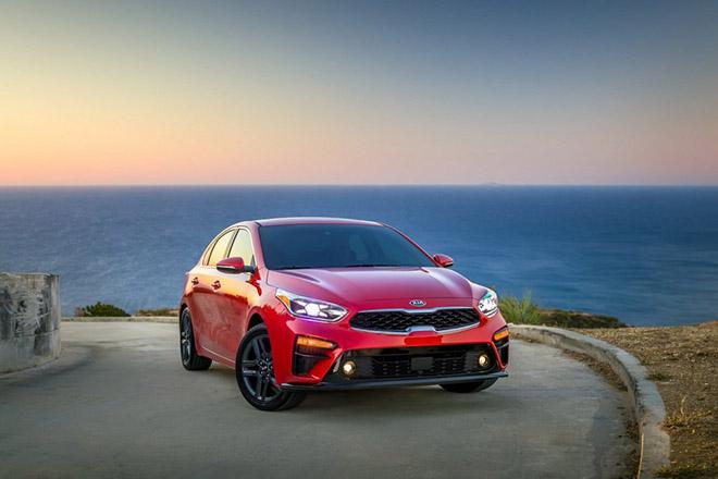 Bảng giá xe Kia Cerato mới nhất tại đại lý, ưu đãi lên đến 20 triệu đồng và quà tặng