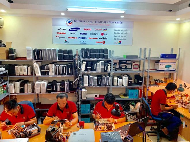 DaiPhat Care - Bệnh viện máy chiếu uy tín tại Việt Nam - 1