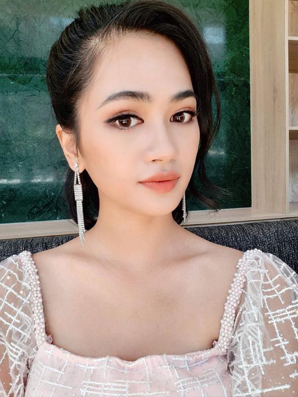 4 cô gái có gương mặt nét đẹp nhất Miss World Việt Nam 2019 - 1
