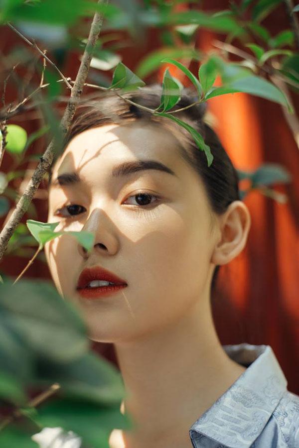 4 cô gái có gương mặt nét đẹp nhất Miss World Việt Nam 2019 - 9