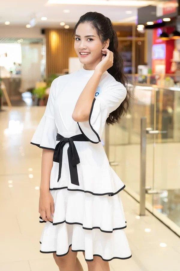 4 cô gái có gương mặt nét đẹp nhất Miss World Việt Nam 2019 - 15