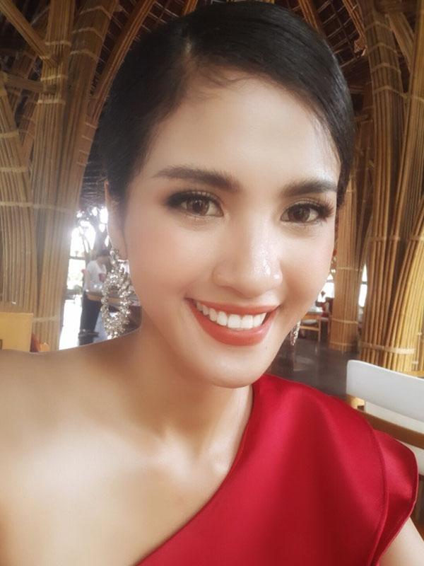 4 cô gái có gương mặt nét đẹp nhất Miss World Việt Nam 2019 - 14