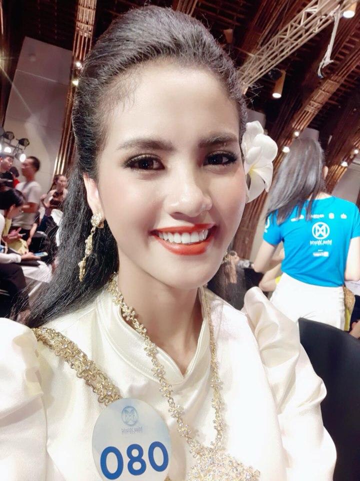 4 cô gái có gương mặt nét đẹp nhất Miss World Việt Nam 2019 - 13
