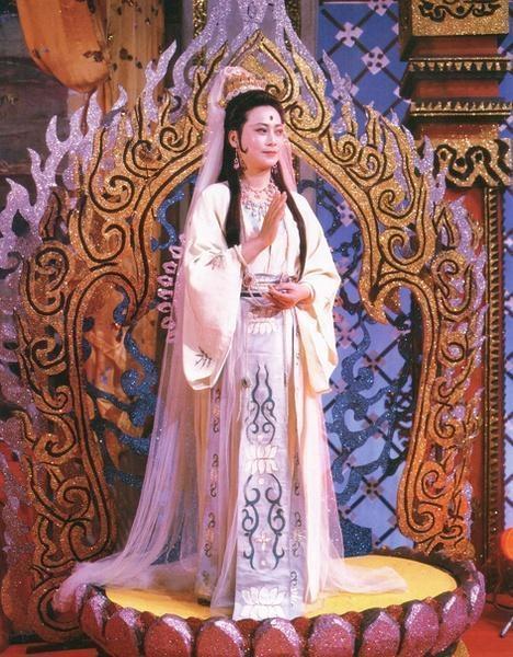 Ngả mũ với khả năng hóa trang của Tây Du Ký 1986: Đỉnh cao nhất là Phật Tổ - 2