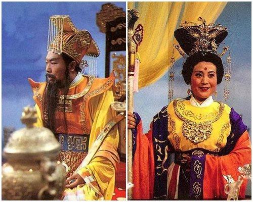 Ngả mũ với khả năng hóa trang của Tây Du Ký 1986: Đỉnh cao nhất là Phật Tổ - 4