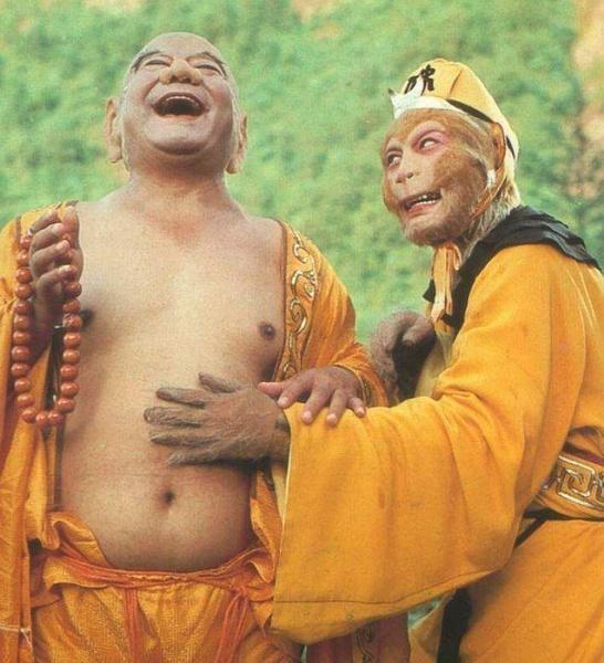 Ngả mũ với khả năng hóa trang của Tây Du Ký 1986: Đỉnh cao nhất là Phật Tổ - 3