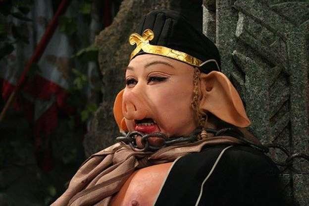 Ngả mũ với khả năng hóa trang của Tây Du Ký 1986: Đỉnh cao nhất là Phật Tổ - 8