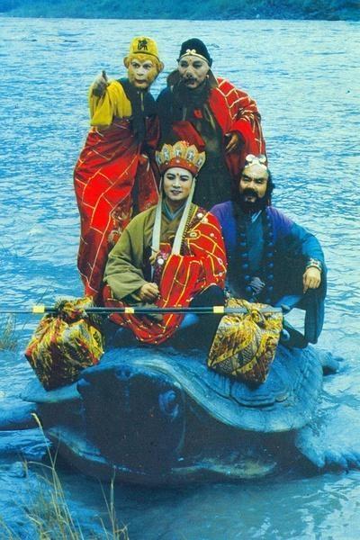 Ngả mũ với khả năng hóa trang của Tây Du Ký 1986: Đỉnh cao nhất là Phật Tổ - 7