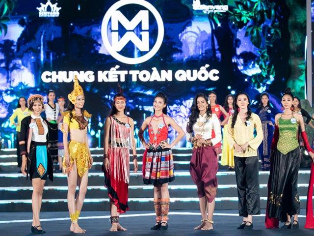 Nữ sinh Ngoại thương quê Cao Bằng đăng quang Hoa hậu Thế giới Việt Nam 2019 - 22