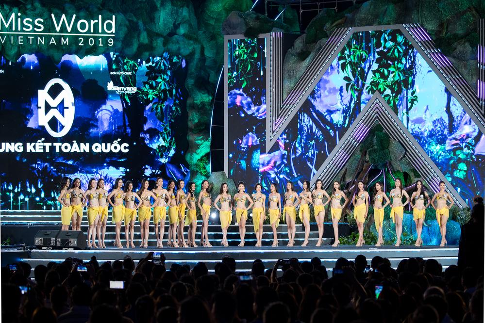 Nữ sinh Ngoại thương quê Cao Bằng đăng quang Hoa hậu Thế giới Việt Nam 2019 - 16