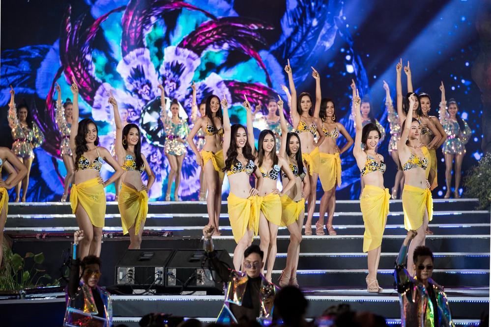Nữ sinh Ngoại thương quê Cao Bằng đăng quang Hoa hậu Thế giới Việt Nam 2019 - 17