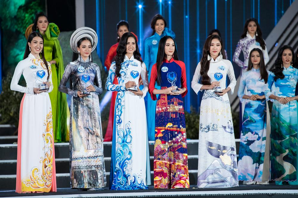 Nữ sinh Ngoại thương quê Cao Bằng đăng quang Hoa hậu Thế giới Việt Nam 2019 - 18