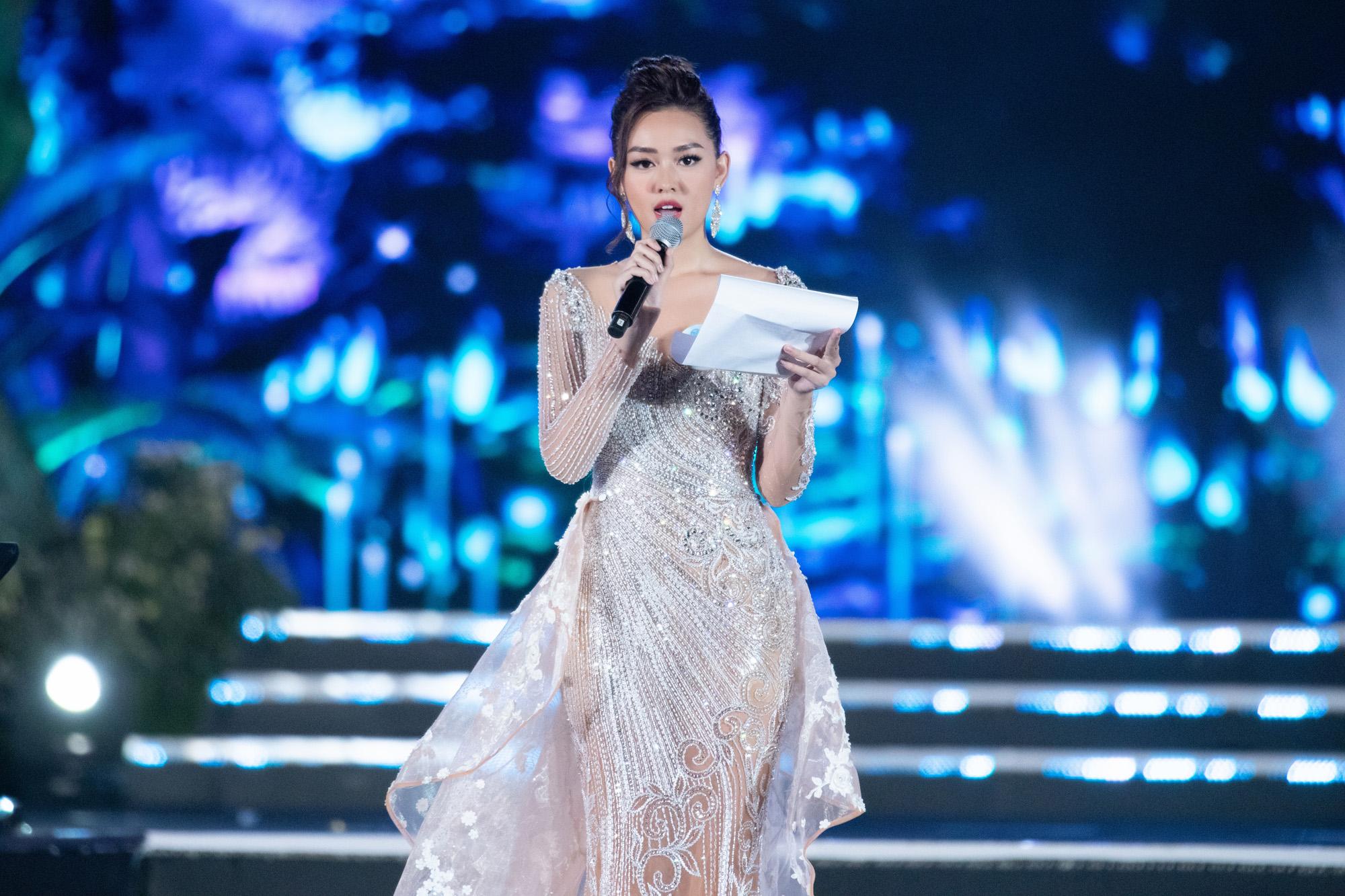 Nữ sinh Ngoại thương quê Cao Bằng đăng quang Hoa hậu Thế giới Việt Nam 2019 - 3