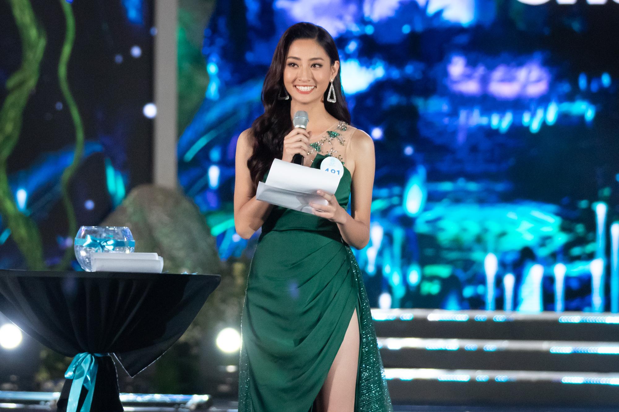 Nữ sinh Ngoại thương quê Cao Bằng đăng quang Hoa hậu Thế giới Việt Nam 2019 - 7