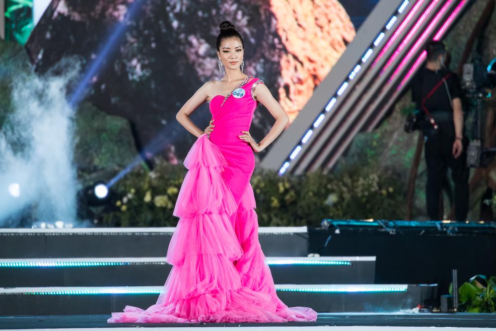 Nữ sinh Ngoại thương quê Cao Bằng đăng quang Hoa hậu Thế giới Việt Nam 2019 - 11