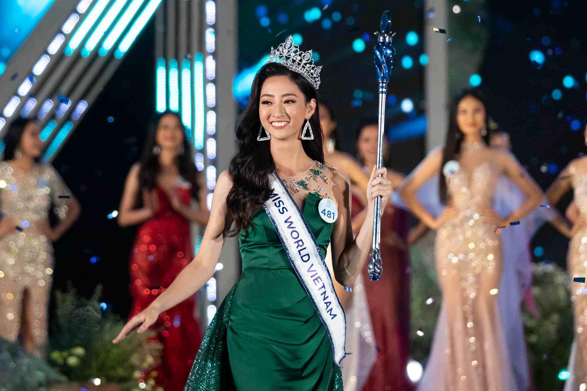 Nữ sinh Ngoại thương quê Cao Bằng đăng quang Hoa hậu Thế giới Việt Nam 2019