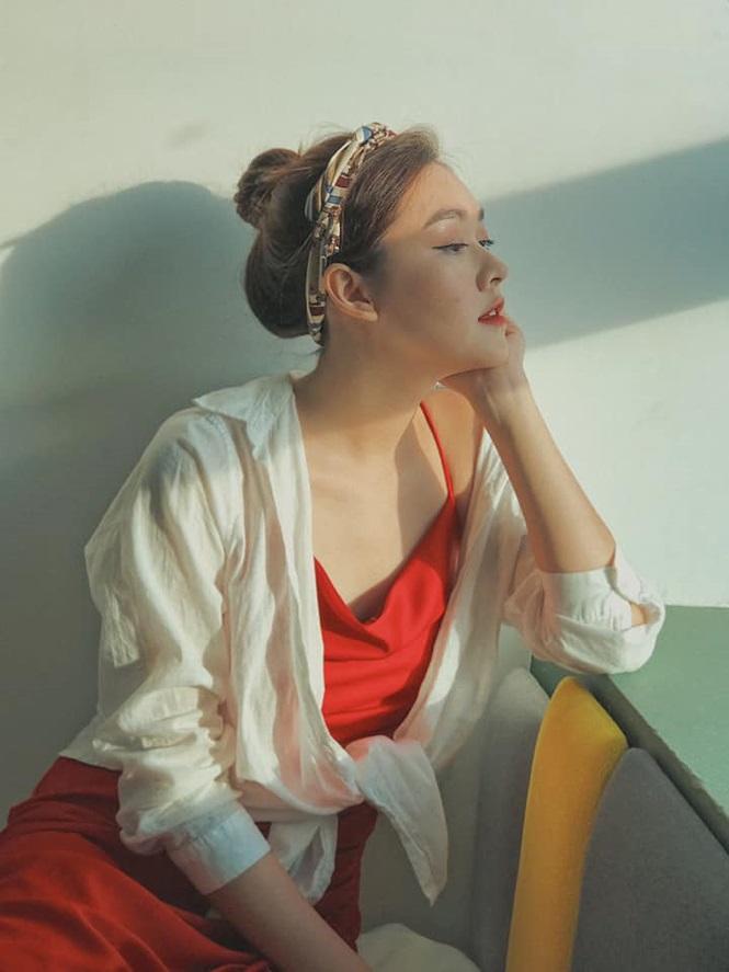 Gu thời trang gợi cảm của tân Á hậu 2 Miss World Việt Nam 2019 - 9