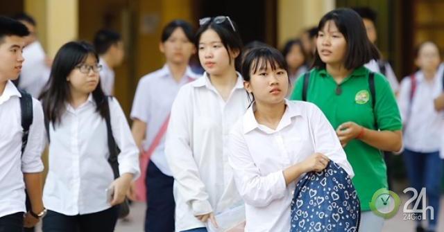 Rắc rối xung quanh 58 bài thi bị điểm 0: Chờ lí giải thuyết phục từ Bộ GD&ĐT